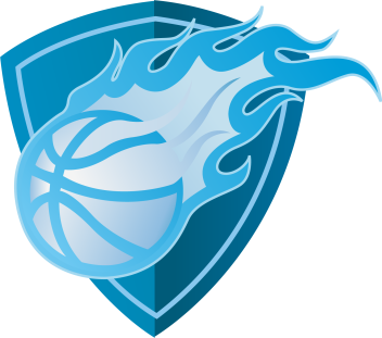 Blue Heat Logo Only White
